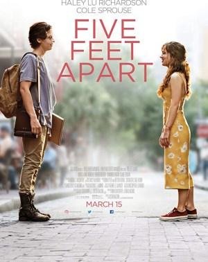 Five Feet Apart (2019) [HDCam]